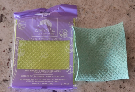 Amala sponge cloth